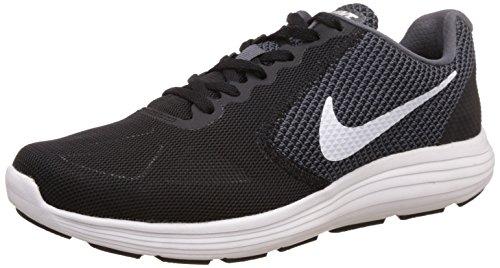 Nike Revolution 3, Scarpe da Ginnastica Uomo, Grigio (001 Grey), 42.5