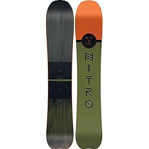 Nitro Snowboards Herren Mountain'18 Snowboard
