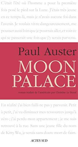Moon Palace (Romans  Nouvell) par Paul Auster