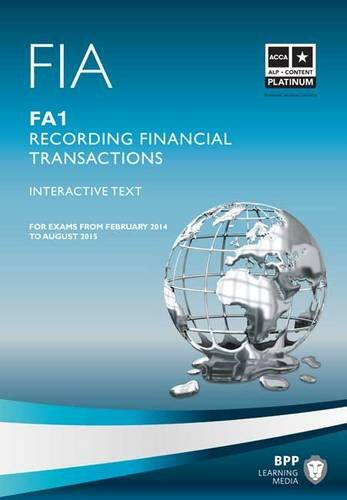 Download Pdf Books Fia Recording Financial Transactions Fa1 Fia
