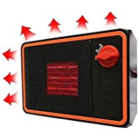 TYXCFR Calentador del Coche Desempañador Descongelamiento No Ruido  Calentador Eléctrico Desempañador Parabrisas Desempañador Ventilador De Aire f2073629c1ce