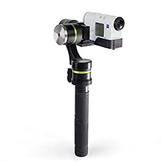 MASUNN Gch-So1 Action Camera Handheld Stabilizer Clamp For Stabilizer Gimbal La3D La3D2 Sports