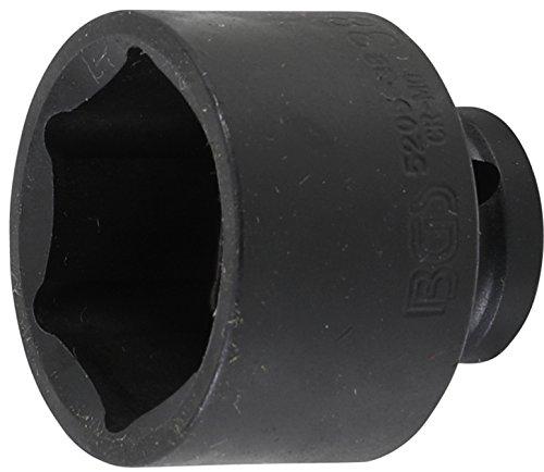 'BGS 5205–38 Force de douille à 6 pans | 12,5 mm (1/2) | SW 38 mm