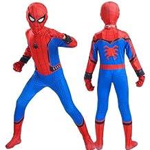 6fc89ed02702ee Hiwill Les Enfants Iron Spider - Man Origine Noir Incroyable Iron Spider  Costumes pour