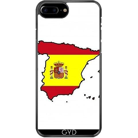 Funda para Iphone 7 Plus / 7S Plus (5,5'') - España Mapa De La Bandera by Cadellin