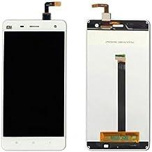Repuesto de pantalla completa para Xiaomi Mi4 LTE/WCDMA WCDMA incluye LCD, tactil, y digitalizador de color blanco. No es un telefono, es un recambio