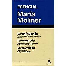 Pack Esencial. María Moliner (DICCIONARIOS)