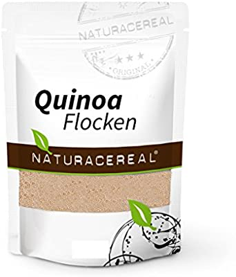 Copos de Quinoa   Quinoa Flakes   750g de NATURACEREAL