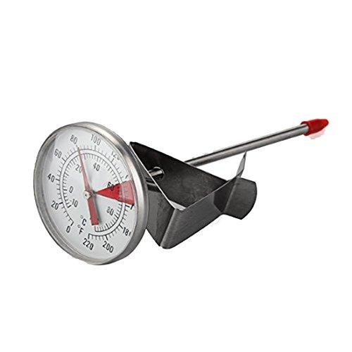 Acier inoxydable 100 °C – thermomètre sonde de cuisson Cuisine Portable poche Four Barbecue