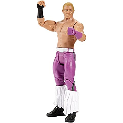 WWE - Figuras básica Tyler Breeze (Mattel CJB57)