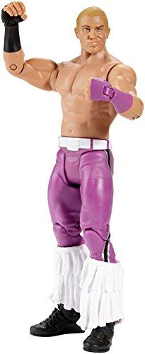 WWE Basic Figuren Mehrfarbig (Tyler Breeze) (Witch Hunter Kostüm)