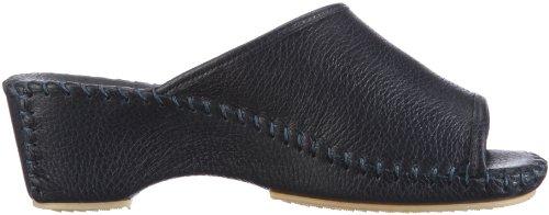 Hans Herrmann Collection 020236-40 Damen Clogs & Pantoletten Blau (Blau)