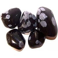 Obsidian Schneeflocke Groß Fallen Steine preisvergleich bei billige-tabletten.eu