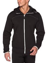 Craft Herren Sweatshirt Leisure Full Zip Hood