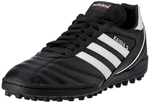 adidas Herren Kaiser 5 Team Fußballschuhe, Schwarz (Black/running White FTW), 40 2/3 EU