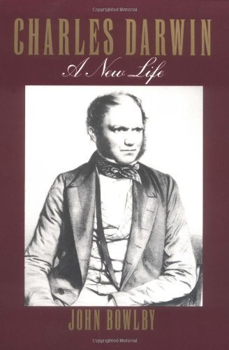 Charles Darwin: A New Life First american ediit edition by Bowlby, John (1992) Paperback