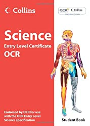 Collins Entry Level Science - Science Student Book: OCR Entry Level Certificate