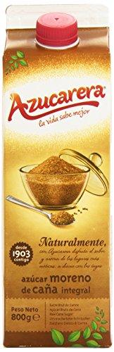 Azucarera - Azúcar moreno de caña integral - 800 g