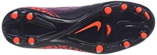Nike Herren 749896-845 Fußballschuhe Mehrfarbig (Pures Karmesinrot/Lebhaftes Lila/Obsidian)
