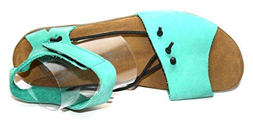 Loints of Holland 32427 Damen Sandalen (ohne Karton) Blau (mint 151)