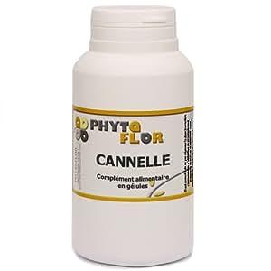 CANNELLE de Madagascar Phytaflor 250 mg. - . : 1 boite de 300 gélules