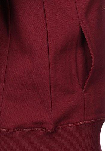 adidas Herren X By O Crew Sweatshirt, Rot Multi-Colour/Buruni