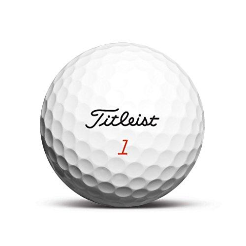 Titleist DT TruSoft Golfball - Individuell Bedruckt mit Ihrem Text Bild oder Logo (1 STK) -