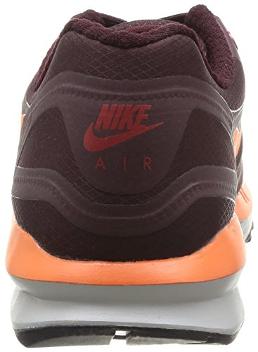 Nike  Air Max Lunar1 Wr, Scarpe sportive, Uomo Dp Burgundy/Hypr Crmsn/Rd Cly