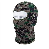 Gugutogo Ciclismo de Invierno Polar Caliente para Toda la Cara Cubierta Que aisla Polvo máscara a Prueba de Viento de esquí