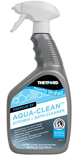 thetford-rv-ultrafoam-aqua-clean-kitchen-bath-cleaner-36971-32-oz-bottle-by-thetford