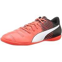 Puma Evopower 4.3 Tricks It Jr, Chaussures de Football Compétition Mixte Enfant