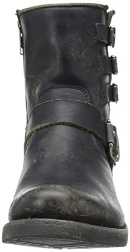 Frye - Veronica Belted Short, Stivali Donna Black
