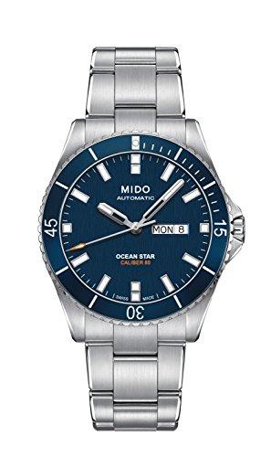 MIDO Ocean Star Captain Herren-Armbanduhr 42.5MM AUTOMATIK M026.430.11.041.00