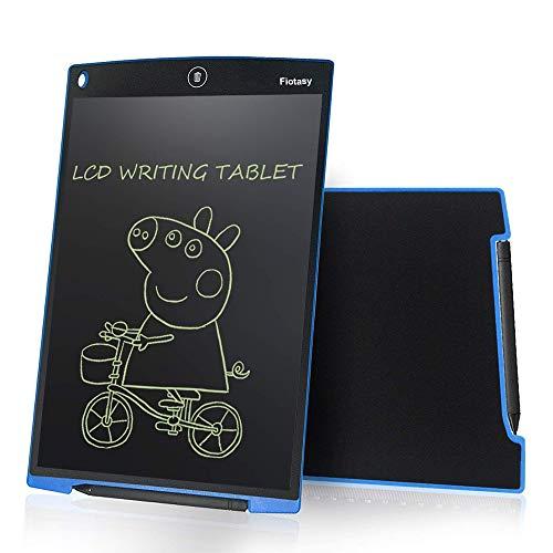 Preisvergleich Produktbild LCD Ewriters Tablet Doodle Pad, 30, 5 cm Ewriting Board Digital Drawing Pad, Save Paper Portable for Home School Office Notice Memo Writing Notepad,  Birthday for Kids Boys Girls Men Women