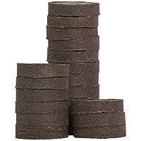 Windhager 5506 - Pastillas de turba prensada para invernaderos