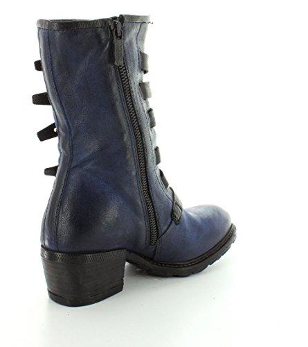 AIRSTEP - AS.98 718202 - Bottines / Boots - Femme Bleu