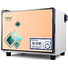 38L Esterilización de Baja Temperatura UV Esterilizador de Toallas para Centros Estéticos, ...