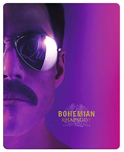 Bohemian Rhapsody Steelbook (Amazon Exclusive) [Blu-ray] [2018]