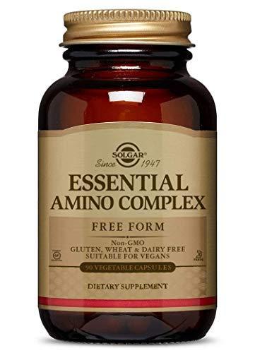 Solgar Amino 75 Aminoácidos esenciales Cápsulas vegetales - Envase de 90