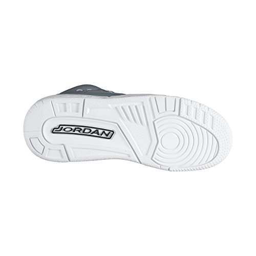 Nike Jordan Flight Tradition Bg Jungen Turnschuhe Grau / Weiß (Cool Grey / White-Wolf Grey)