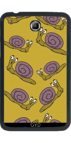 coque-pour-samsung-galaxy-tab-3-p3200-7-escargot-sourire-by-zorg