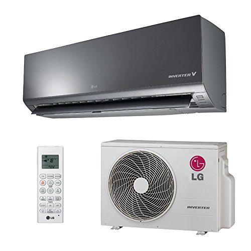 LG Aire Acondicionado a18rl Art Cool Mirror Inverter V Single Split 5,2 kw...