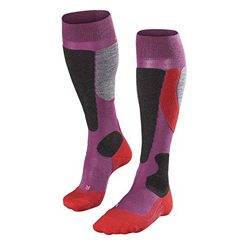 Falke SK4 Pro Race Women, Size:35-36;Color:wild berry = 8895 (Ski Socke Race)