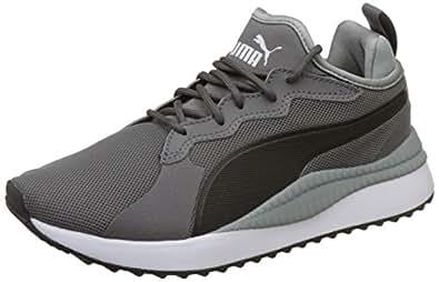 Unisex Pacer Next Smoked Pearl- Black Sneakers - 10 UK/India (44.5 EU)(36370301)