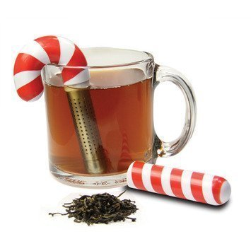 Holiday Candy Cane Tea Infuser -