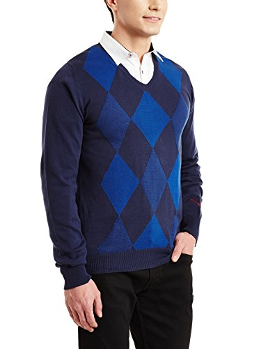 Puma Men's Wool Sweater