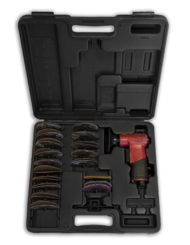 Chicago Pneumatic CP7202D Mini Disc Sander Kit by Chicago Pneumatic -