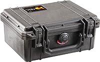 Peli 1150. Type d'étui: Briefcase/classic case, Matériel: Synthétique ABS, Polymère, Polyuréthane, Couleur du produit: Noir. Largeur: 198 mm, Profondeur: 109 mm, Hauteur: 240 mm. Code (IP) Internationale Protection: IP67 Poids et dimensions -Largeur:...