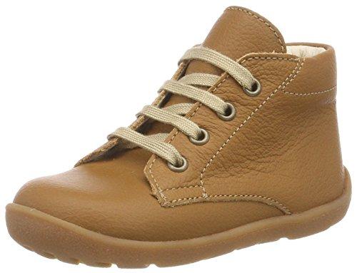 Däumling Unisex Baby Pirmin Sneaker, Braun (Nappa Cf Sattel 35), 21 EU (Sattel-schuhe Für Jungen)