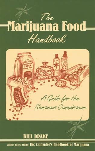 The Marijuana Food Handbook Cover Image